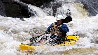 Near Drowning kayak fishing on the Ottawa river S1E2