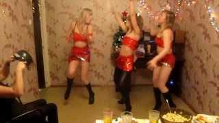 Пародия на клип Lady Gaga - Bad romance в домашних условиях... в подарок подруге на День Варенья!!!!