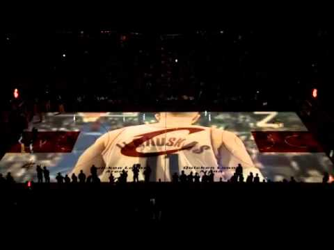Cleveland Cavaliers Awesome 3d Floor Projection System Youtube