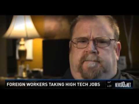 ABC10: American Workers Hurt By H-1B Visa Program
