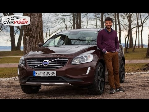 Volvo XC60 D4 Test Sr Review English subtitled