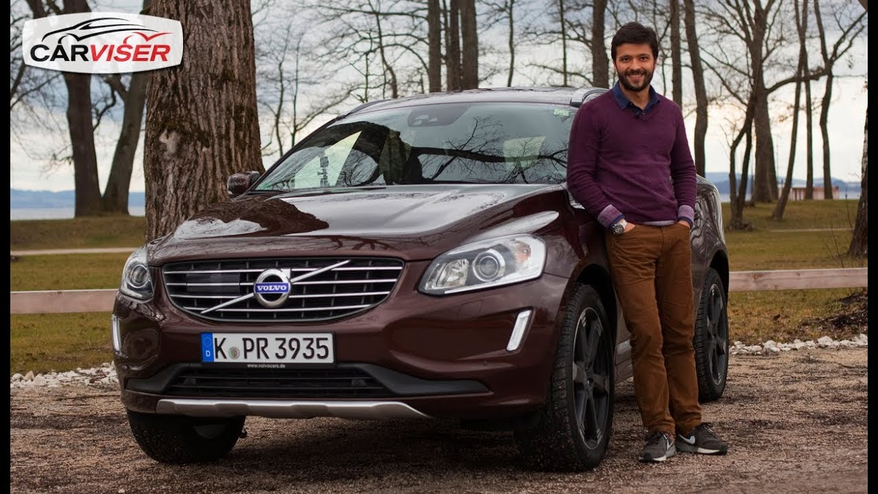 volvo xc60 d4 test s r review english subtitled. Black Bedroom Furniture Sets. Home Design Ideas