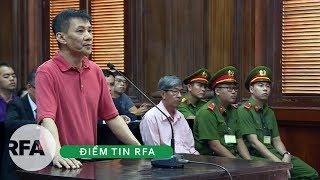 Điểm tin RFA | Việt Nam y án 12 năm tù đối với Việt Kiều Mỹ Michael Phương Minh Nguyễn