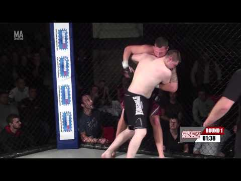Mark Horry vs Gregg Wright - Contenders Norwich #9