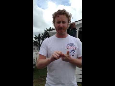 Christopher Key ice bucket challenge