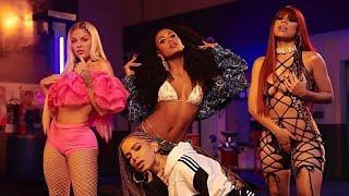 Baixar Anitta em gravação de clipe com Lexa , Luisa Sonza e Mc Rebecca