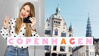 Gambar cover Copenhagen travel vlog! With airbnb flat tour