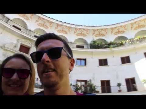 ONE DAY IN SEVILLA - From Italy to Spain - VLOG DAY #10