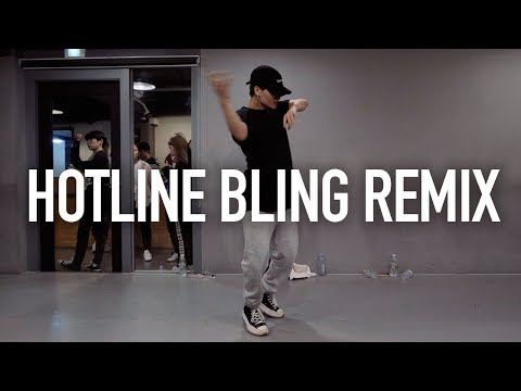 Hotline Bling Remix - Drake / Shawn Choreography