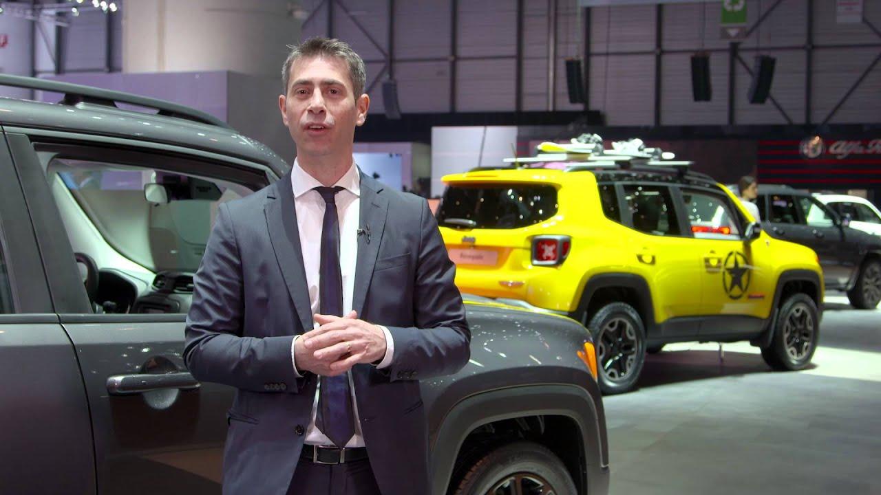 Jeep Renegade Edition Batman v Superman