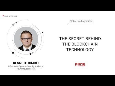 The Secret behind the Blockchain Technology