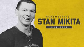 Niagara IceDogs Pre-Game Tribute to Stan Mikita - October 11th, 2018