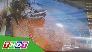 Thanh niên dùng búa cướp tiệm vàng ở Quảng Nam | THDT