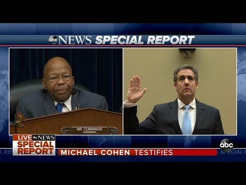 Michael Cohen Testifies LIVE: Trump's ex-attorney testifies to House Oversight Committee | ABC News Mp3