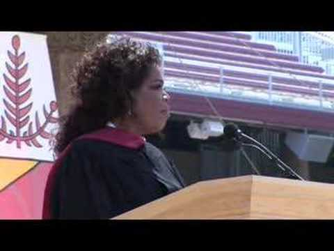 Oprah Speaks to the Stanford Class of 2008 (Highlights)