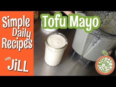 Simple Tofu Mayonnaise Recipe