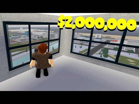 BUYING THE NEW $2,000,000 PENTHOUSE! (Roblox Vehicle Simulator)