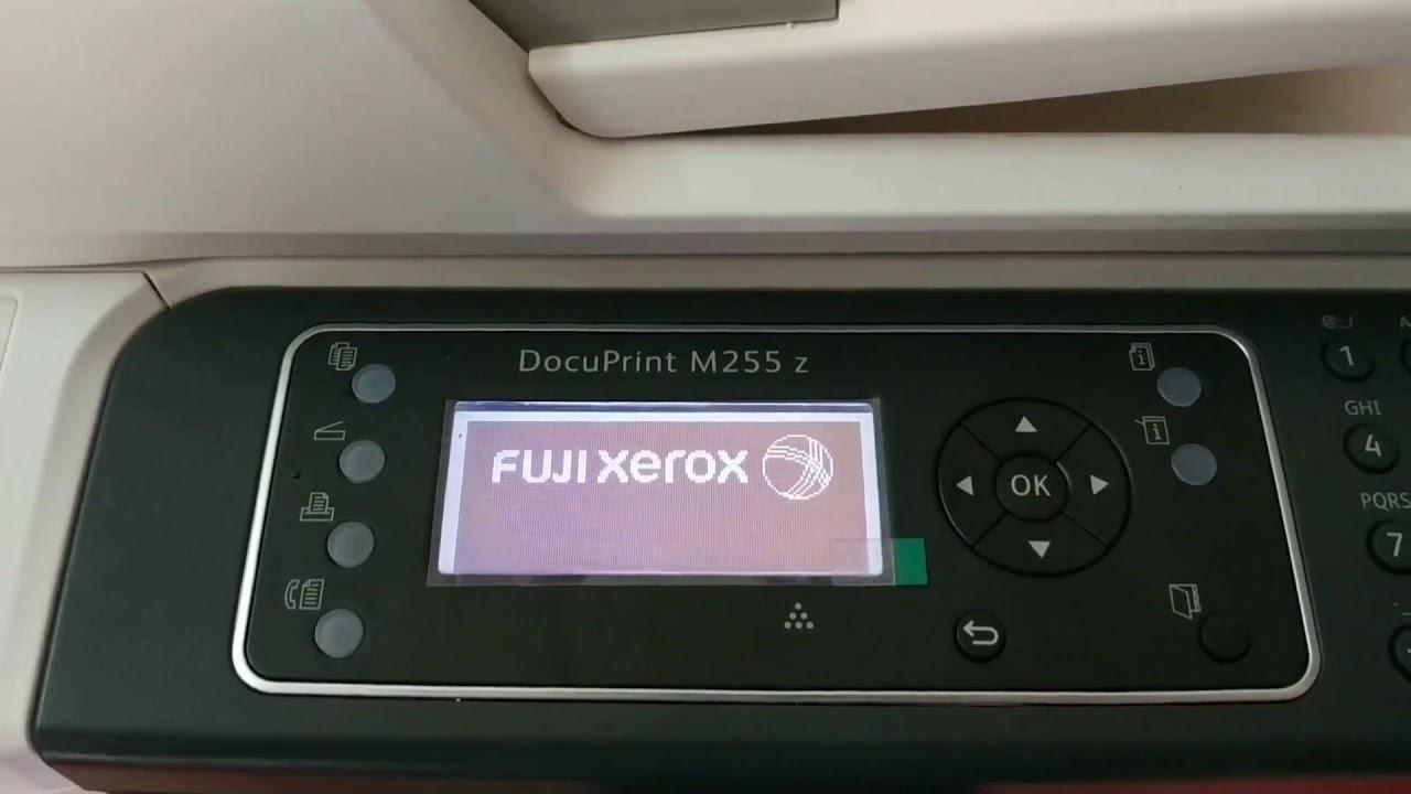 Fix Fuji Xerox Error 10 397 Code F000000 Restart Printer Youtube