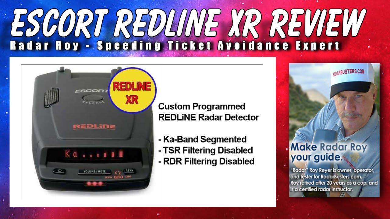 Escort Redline XR