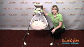 My Little Snugabunny Cradle n Swing from Fisher-Price