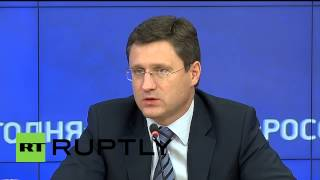 Russia: Ukraine and Russia secure gas deal