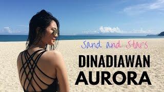 DINADIAWAN AURORA  (Sand & Stars) | Nick Bernardino