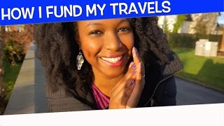 The Secret To How I Fund My Full Time Travel Lifestyle || charlycheer