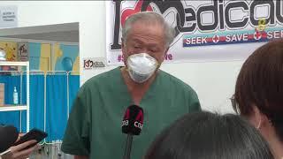 【冠状病毒19】武装部队动员2000人支援我国抗疫工作