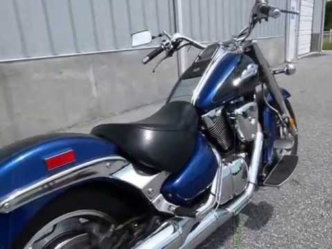 2001 Suzuki Intruder LC VL1500 Stock #9-0639 FOR SALE - YouTube