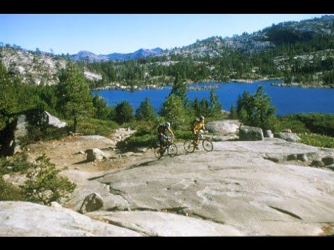 Rubicon MTB Trail B-Roll footage with Hans Rey & Brian Lopes '02