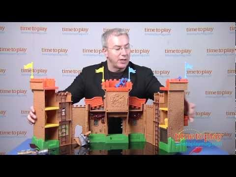 Imaginext Eagle Talon Castle From Fisher-Price