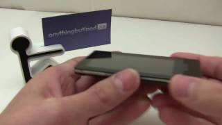 Zune HD - Screen Durability Test