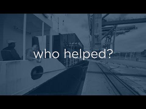 Modern Slavery - Seafarers - Who helped?