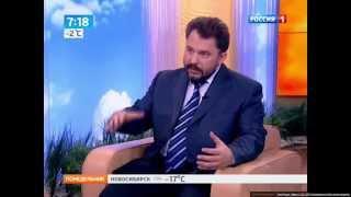 Директор филиала МИРЭА Максим Назаренко в передаче Утро России