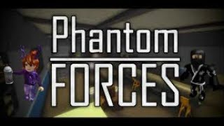 | Roblox| XPG Phantom Forces:Trying To Rek