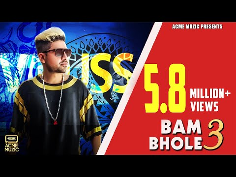 BAM BHOLE 3 || FULL VIDEO || VIRUSS || ULLUMANATI ||  SAAVN SPECIAL SONG || ACME MUZIC 2018 ||
