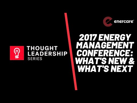 Enercare Thought Leadership Event 2017