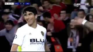 Valencia vs Manchester united highlight. Champions league 2018/19