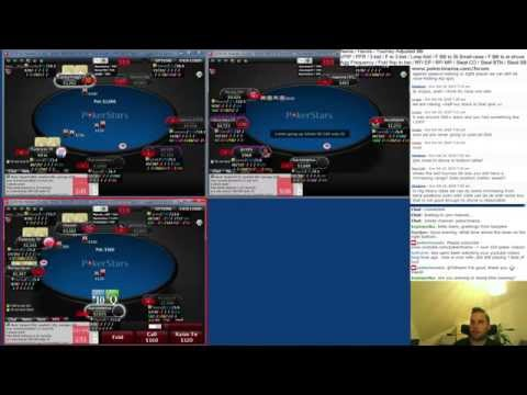 9-max Turbo Sit'n'Go Poker Strategy - Aarnimetsa 18.10. 2015