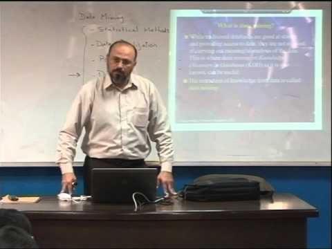Lecture 27: Data mining -1- Decision Tress