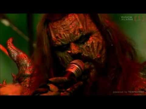 Lordi - Devil is a loser (Live Wacken 2008)