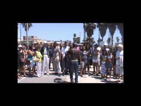 Mr. Animation(America's Got Talent) performs at Venice Beach - Part 3(Final)