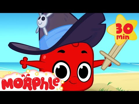 Thumbnail: Morphle And the Pirates - My Magic Pet Morphle Videos for Kids