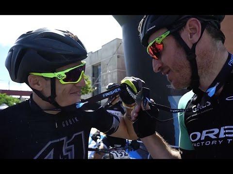 41Team en la Rioja Bike Race con Ibon Zugasti