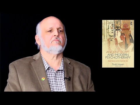 The Relationship of Psyche and Matter with Todd Hayen