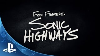 Gambar cover Foo Fighters: Sonic Highways on HBO GO