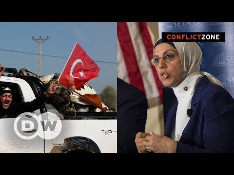 Turkish AK Party's Vice-Chair: 'Turkey has not invaded Syria' | DW English