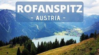 Hiking to the Rofanspitz - Maurach Austria - Travel video