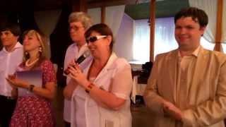 Свадьба Александры и Анны в р-не