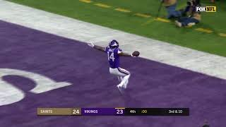 This Song Makes Everything Better- Vikings Defeat Saints in 2018 Playoffs